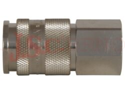 27KA IW... zásuvka, vnitřní závit, profil EU DN 10,4mm