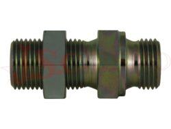 A203003-..... spojka přímá panelová (GSS) se závity BSPP