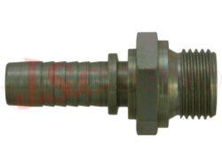 AGR koncovka s vnějším palcovým závitem, kužel 60°