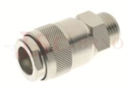 131 - rychlospojka zásuvka s vnějším závitem - DN 9,0mm