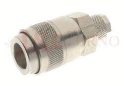 134 - rychlospojka zásuvka s vývodem na trubičku - DN 9,0mm