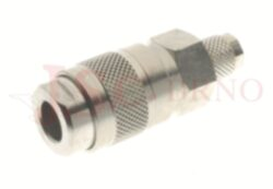 144 - rychlospojka zásuvka s vývodem na trubičku - DN 5,5mm