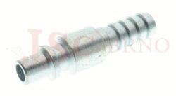 255AC - rychlospojka zástrčka ocelová s vývodem pro hadice - DN 5,0mm