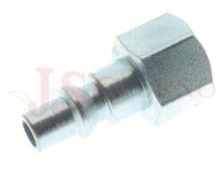 272AC - rychlospojka zástrčka ocelová s vnitřním závitem - DN 5,5mm