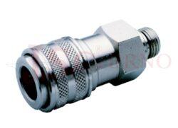 401 - rychlospojka zásuvka s vnějším závitem - DN 7,5mm