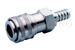 405 - rychlospojka zásuvka s vývodem pro hadice - DN 7,5mm