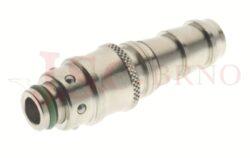 415 - rychlospojka zásuvka s vývodem pro hadice - DN 8,0mm
