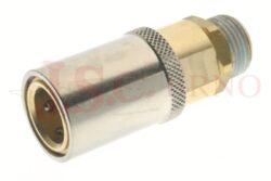 441 - rychlospojka zásuvka s vnějším závitem - DN 9,0mm