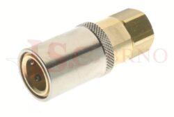 442 - rychlospojka zásuvka s vnitřním závitem - DN 9,0mm