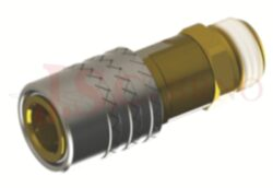 461 - rychlospojka zásuvka s vnějším závitem - DN 6,0mm
