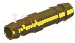 565 - rychlospojka zástrčka s vývodem pro hadice - DN 6,0mm