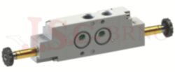08V S1 4... - elektromagnetický ventil 4/2 dvoucívkový -bistabilní