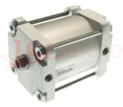 Válec PF....T ISO 15552 řada P - dvoučinný, s magnetem