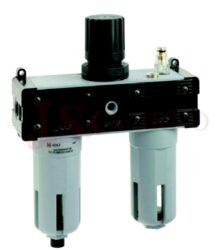 T200 - filtr s regulátorem a přimazávačem (velikost F+R+L 1-3)