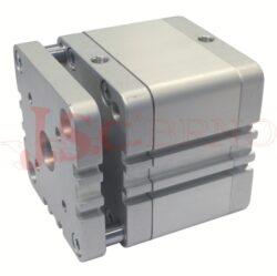 Válec WFA..... řada COMPACT ISO 21287 - dvoučinný, s magnetem a vedením