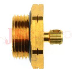 VSM..... odkalovací ventil s vnějším metrický závitem