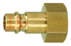 ES.....NI - rychlospojka zástrčka s vnitřním závitem - DN 7,2mm