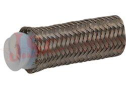 Hadicovina CLWB - Teflonová hadice vrapová jednovýpletová