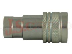 PDV1.xxxx.002 zásuvka kuličková s vnitřním palcovým závitem