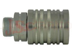 PPV3.xxxx.402 zásuvka kuličková, krátký závit, těžká řada