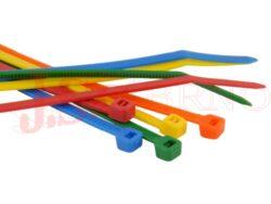 VP-... stahovací páska barevná jednorázová (rozměry v mm)